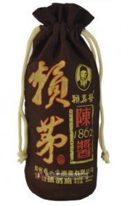 棉布拉绳酒袋4